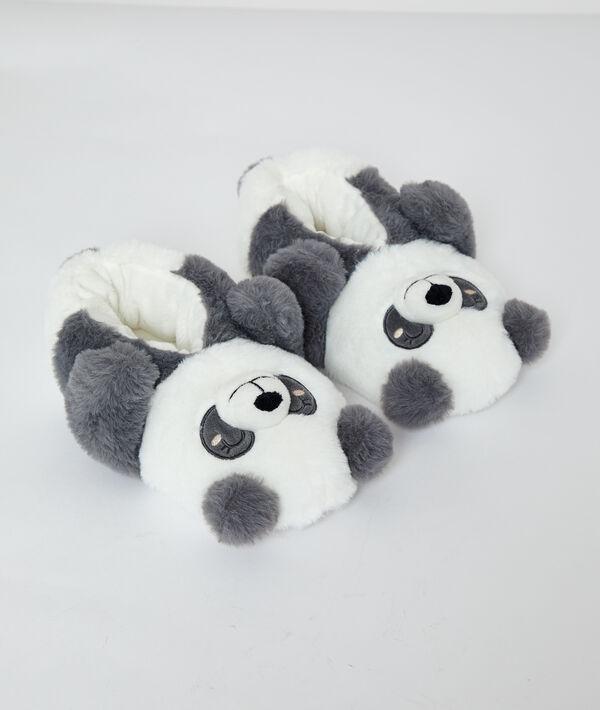 Mules 3D panda;${refinementColor}