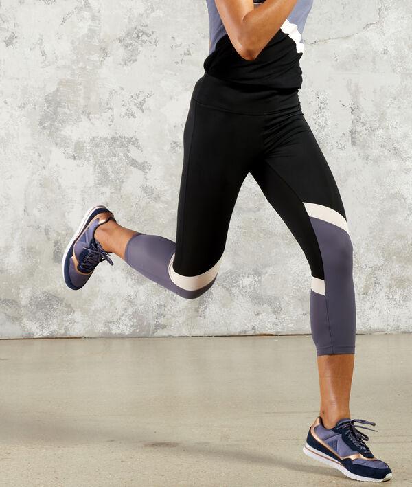Legging de training mi-long