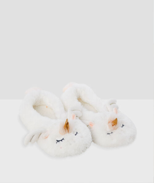 Chaussons souples animaliers