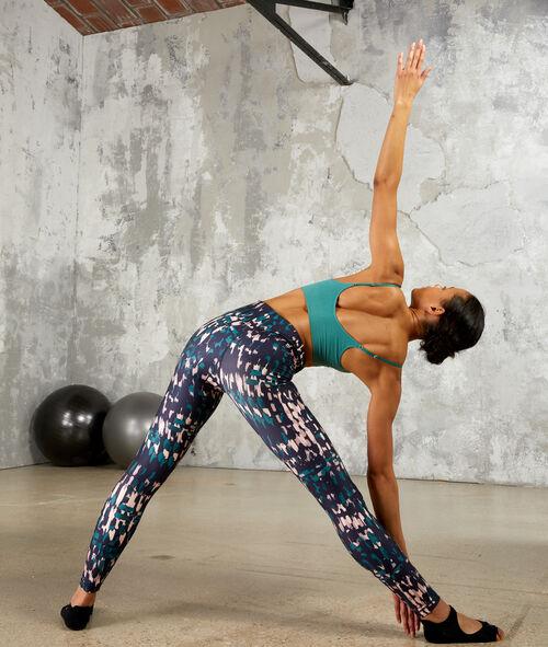 Legging de yoga, taille mi-haute