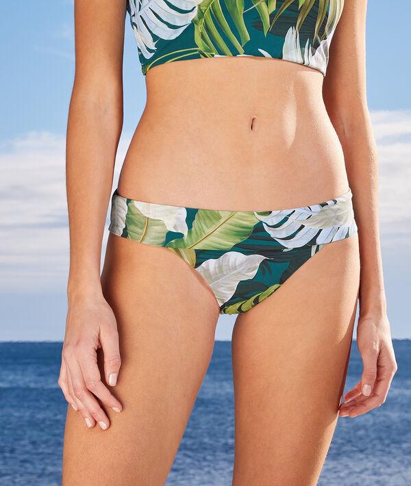 Culotte bikini multi-positions maillot de bain;${refinementColor}
