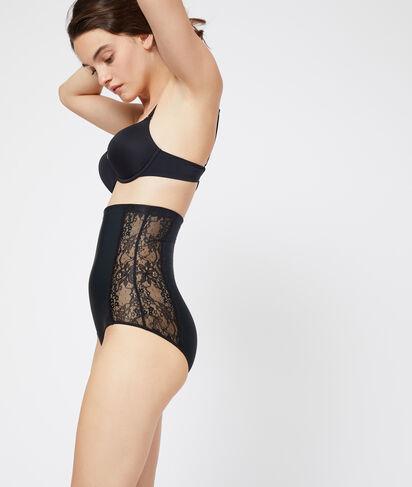 Culotte taille haute - Niveau 2 : silhouette sculptée;${refinementColor}