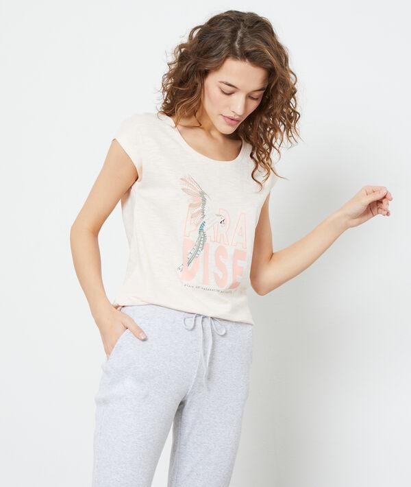 """T-shirt """"Paradise"""";${refinementColor}"""