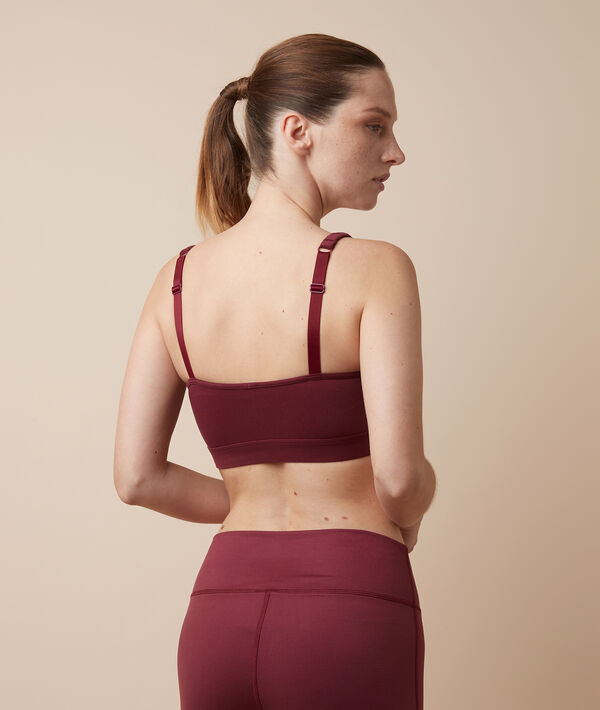 Brassière de yoga - Maintien medium;${refinementColor}