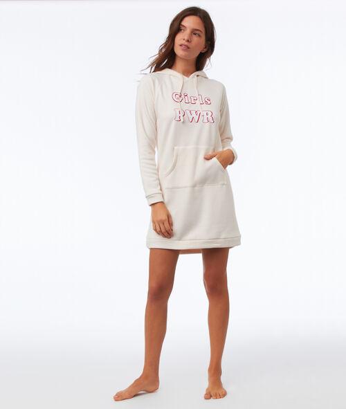 Robe sweat homewear