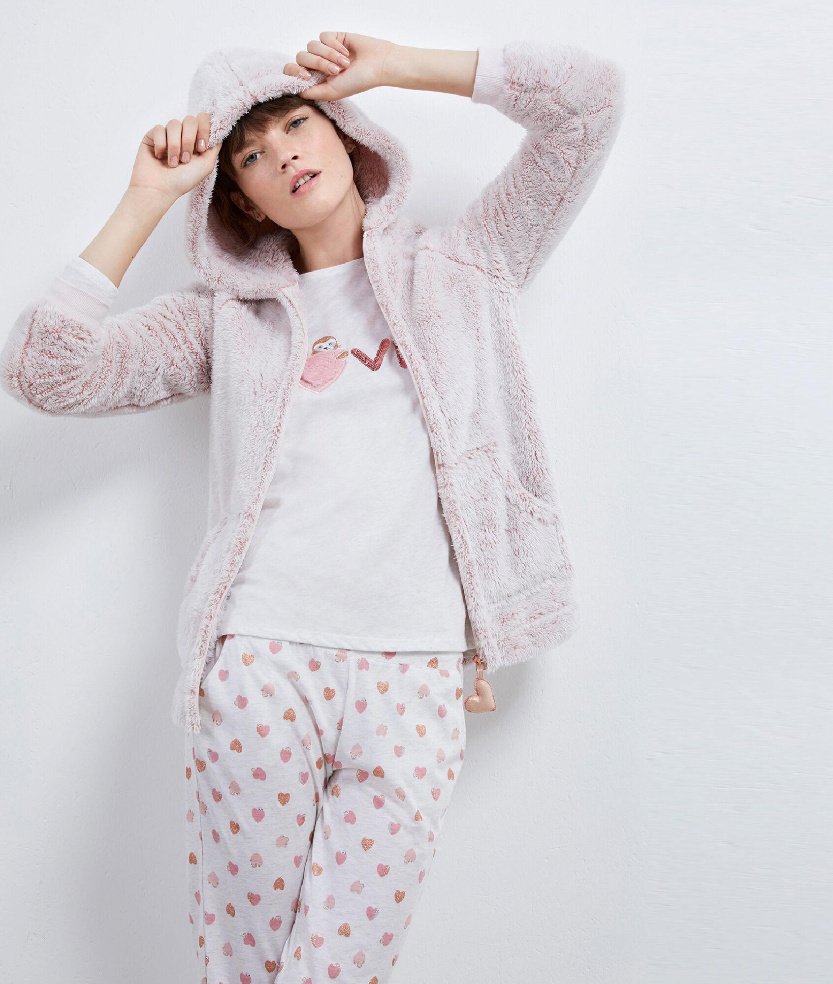 Pyjama trois pièces