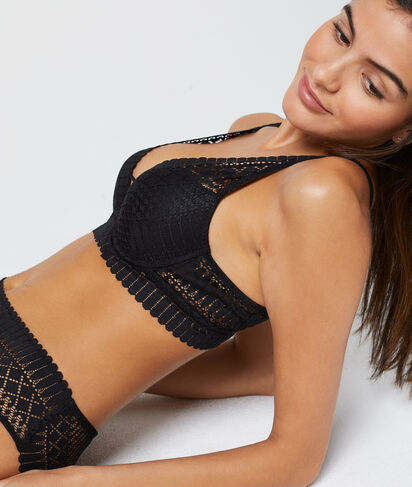 102 ANS - SOUTIEN-GORGE N°3 - TRIANGLE PUSH-UP