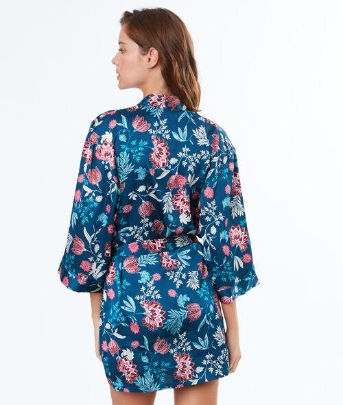 Kimono déshabillé