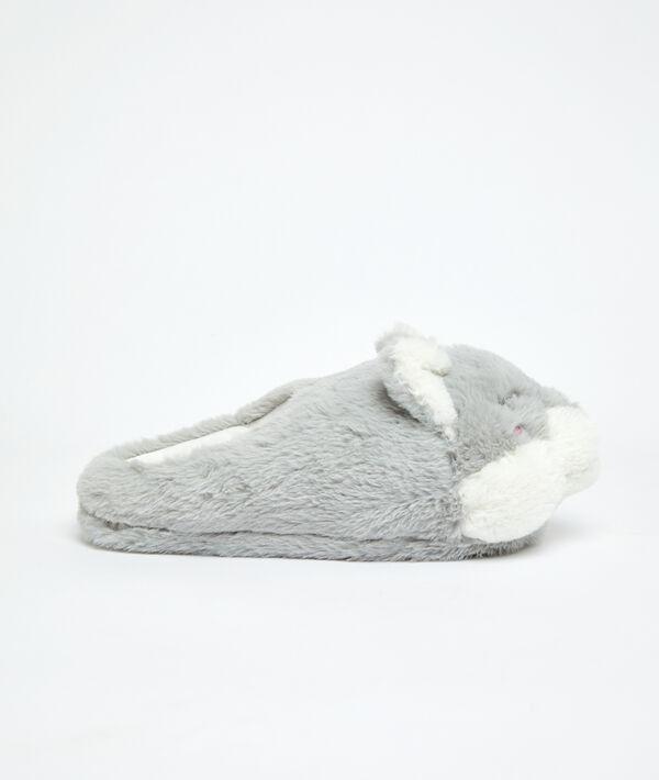 Mules 3D louve
