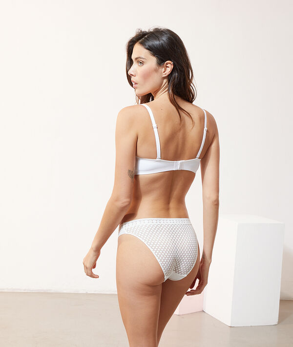 Soutien-gorge bandeau push-up;${refinementColor}