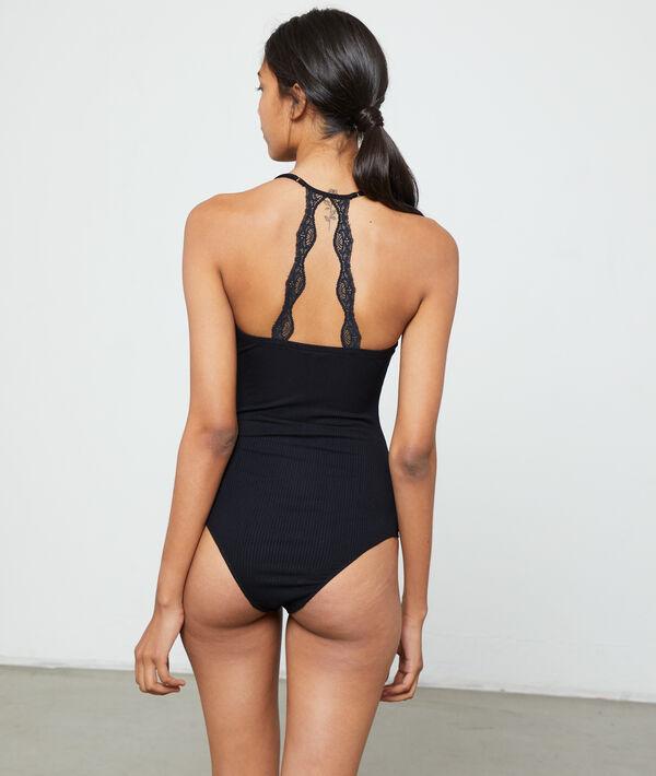 Body dos nageur dentelle