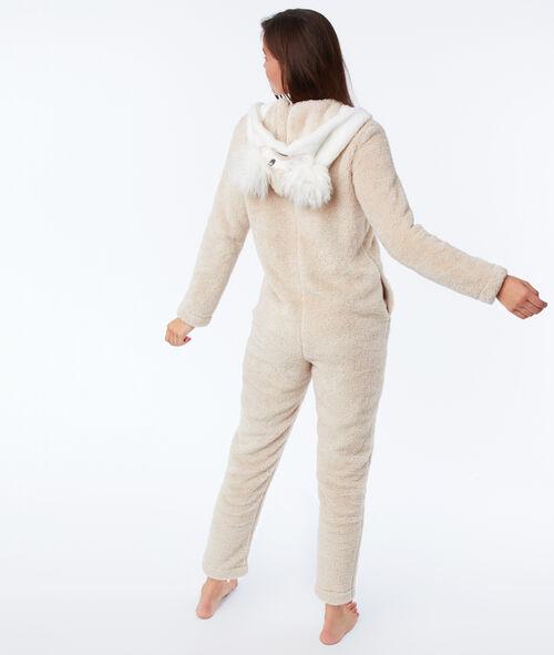 Combinaison pyjama ours