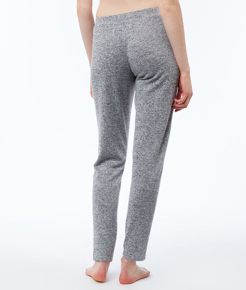 Pantalon homewear chiné