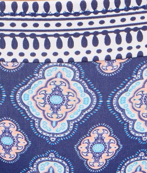 Culotte de bain imprimé ethnique