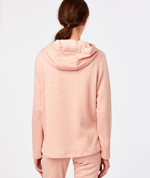 Sweat homewear à capuche