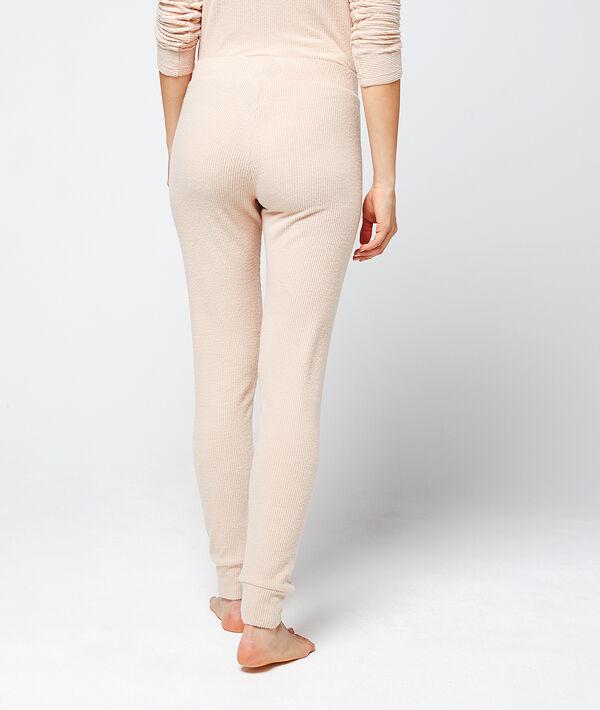 Pantalon maille douce