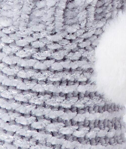 Chausettes homewear à pompon