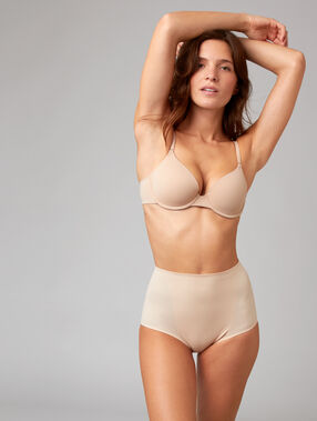 Culotte taille haute - niveau 3 : silhouette remodelée peau.
