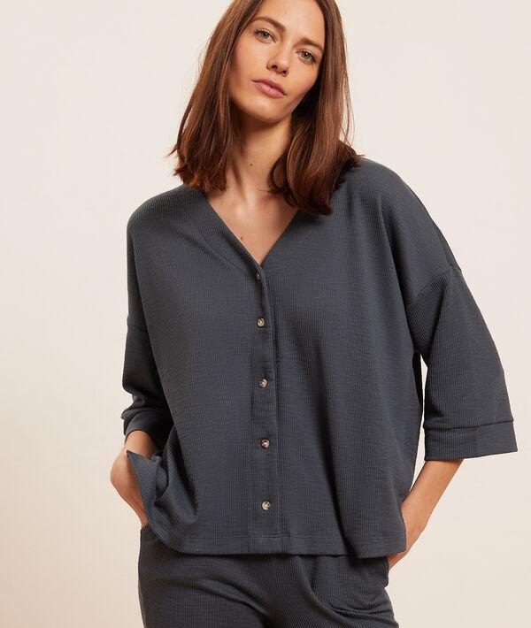 Chemise de pyjama manches courtes;${refinementColor}