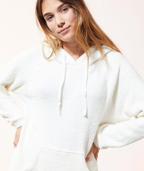 Sweatshirt à capuche loungewear;${refinementColor}
