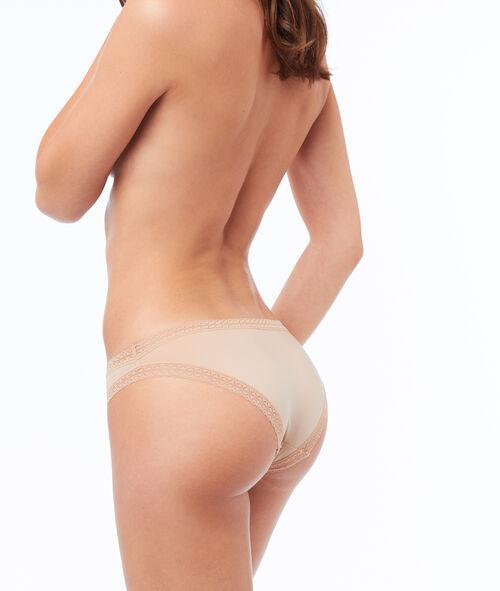 Culotte bi-matière