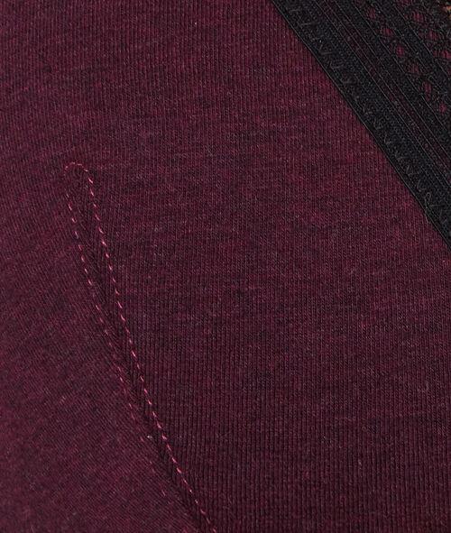 Triangle sans armatures coton