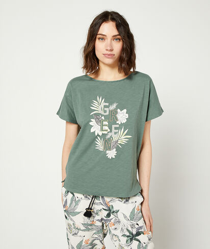 "T-shirt ""Green"";${refinementColor}"