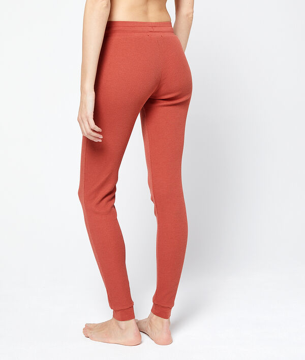 Pantalon homewear slim fit