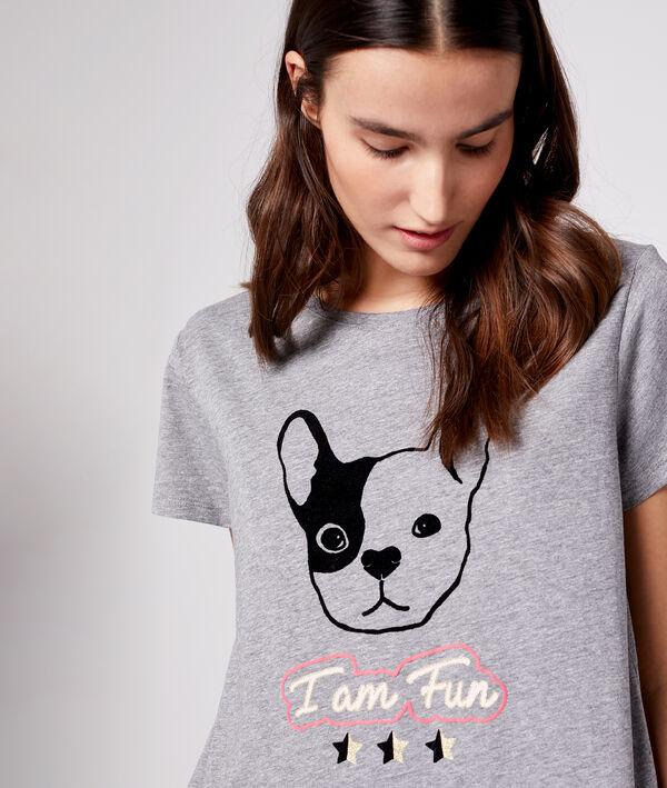 """T-shirt """"I am fun"""""""