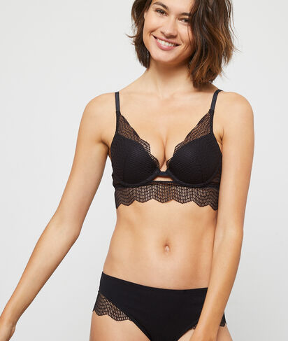 LOVE SONG - SOUTIEN-GORGE N°3 - TRIANGLE PUSH-UP