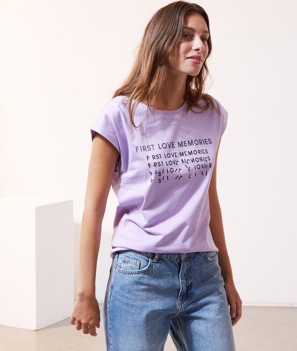 """T-shirt """"First love memories"""""""