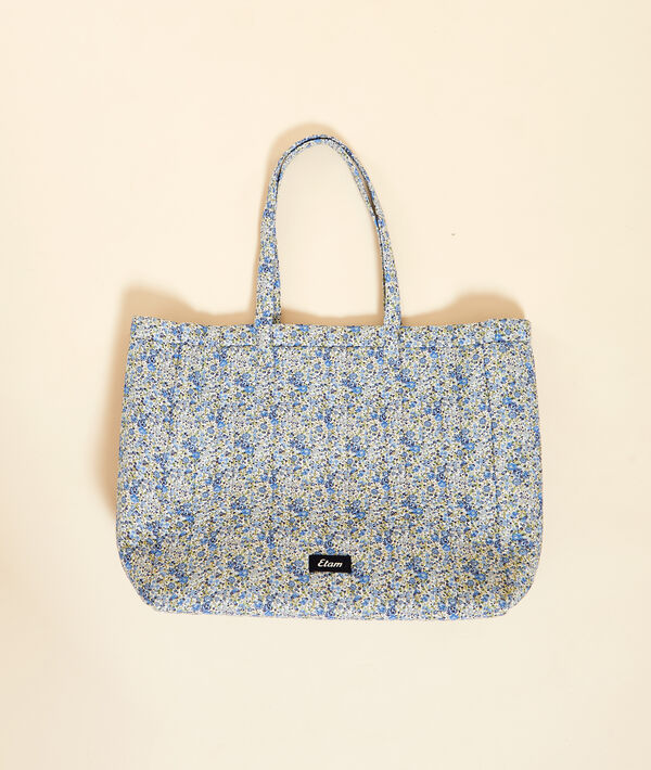 Cabas Made with Liberty Fabric