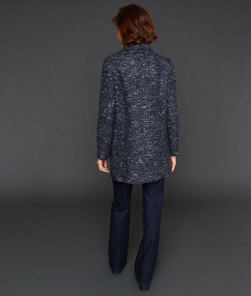 Manteau texturé
