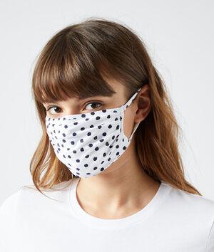 Masque de protection à pois UNS1