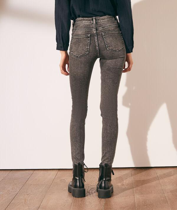 Jean skinny délavé
