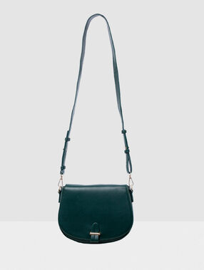 Sac besace vert foret.
