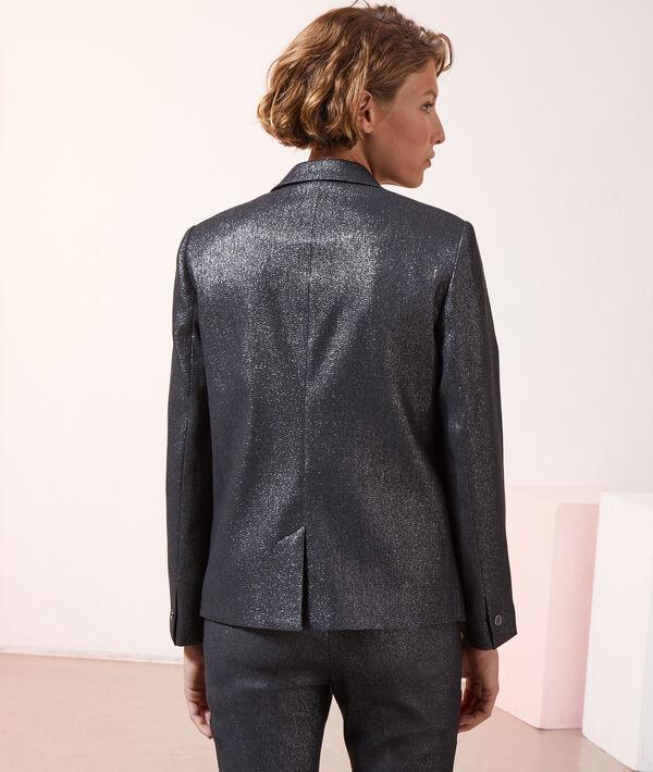 Veste de tailleur pailleté