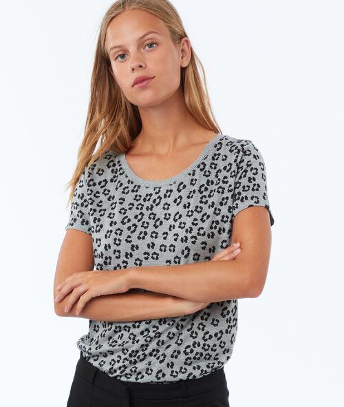 T shirt à motifs