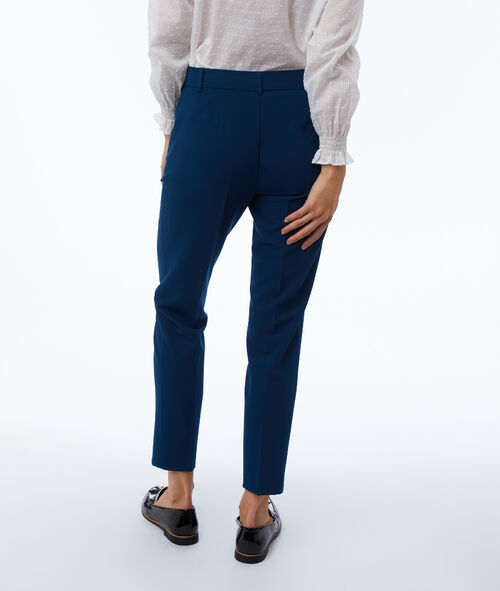 Pantalon cigarette 7/8
