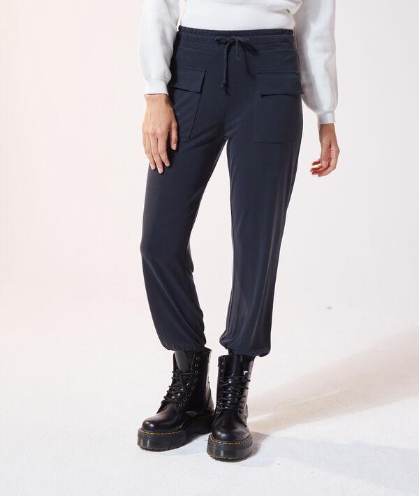 Pantalon jogging à poche