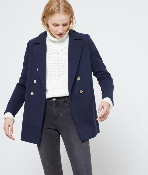 Manteau masculin court