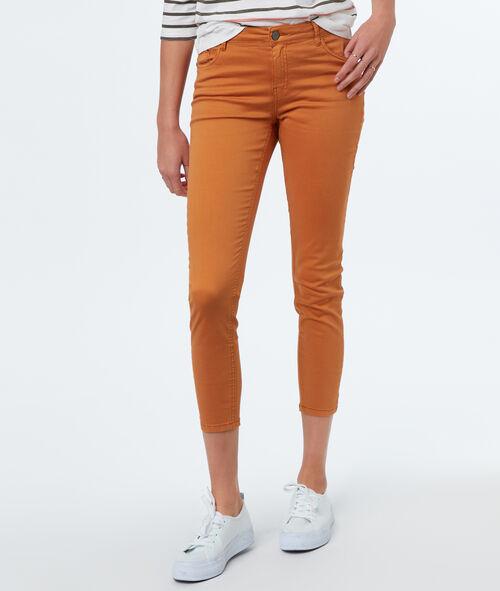 Pantalon 7/8 Slim