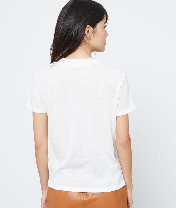"""T-shirt """"Attractive"""" en coton"""