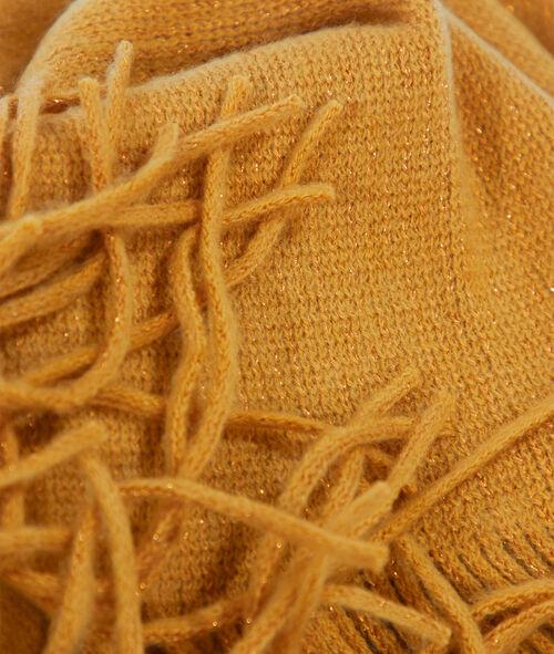 Écharpe à fil métallisé