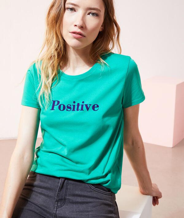 """T-shirt """"Positive"""""""