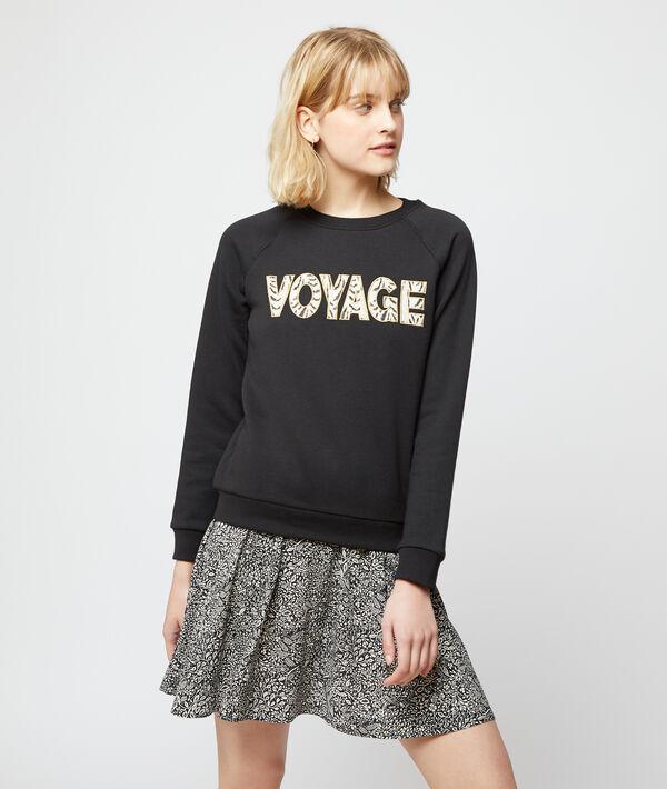 """Sweat shirt """"Voyage"""""""