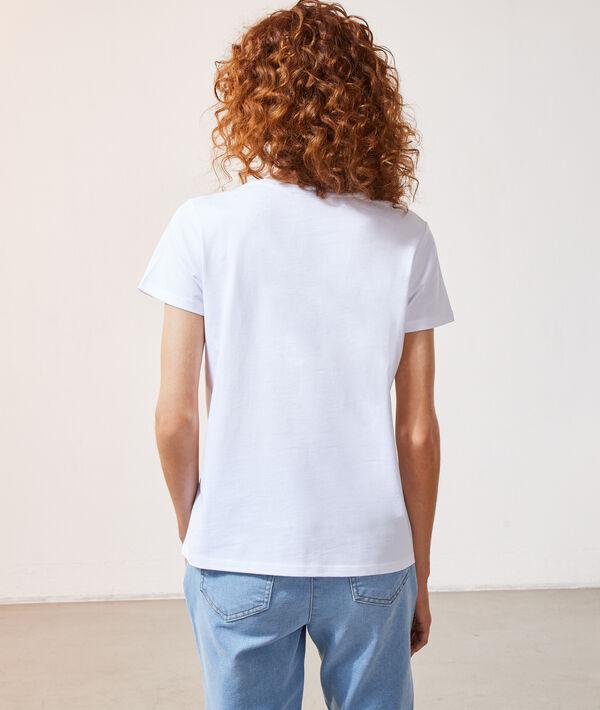 """T-shirt """"Be a beautiful flamingo"""""""