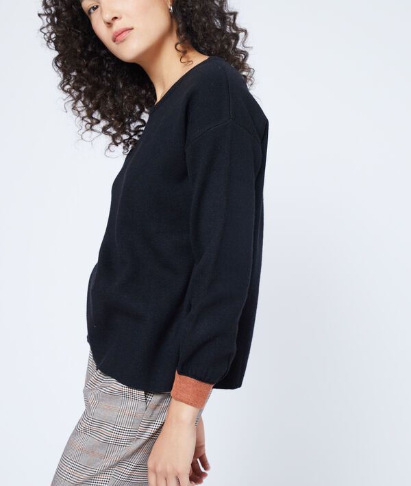 Pull en maille douce