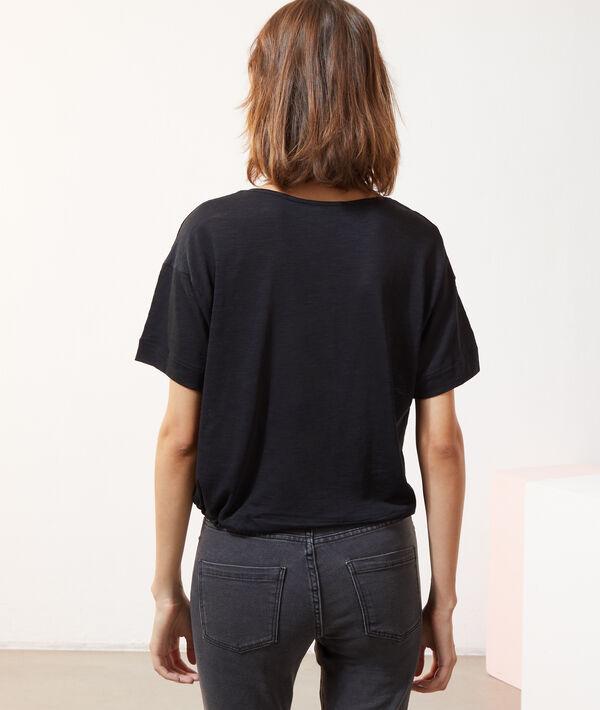 T-shirt avec lien