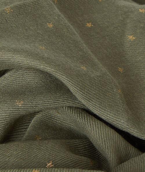 Foulard mini étoiles dorées